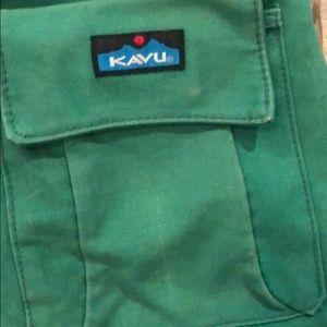 Kavu Bags - Green Kavu Crossbody